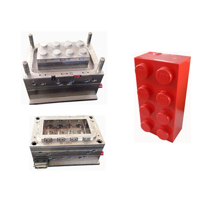 LEGO toys container  Mould